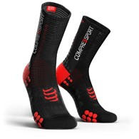 Skarpetki Racing Socks V3.0 Bike Black/Red T1