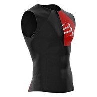 Triathlon Postural TANK Top Black size L