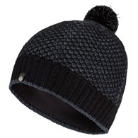 Czapka Bobble Hat Black/Charcoal