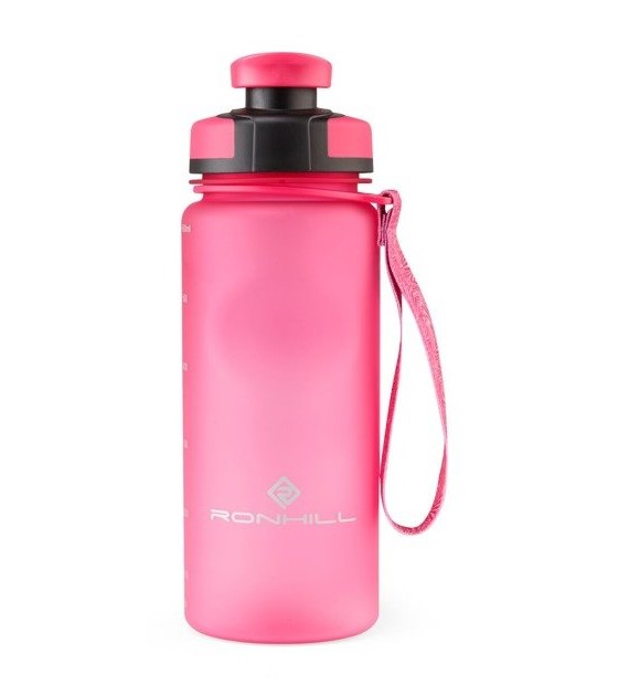 H2O Bottle 600ml Pink